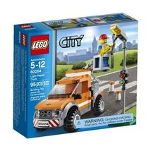 LEGO City Great Vehicles Light Repair Truck 60054 New Building Toy Set - $39.99