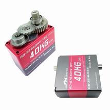 JX RD-B7640HV-180 40KG 180 Degree Brushless Servo For RC Robot - $108.99