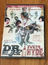 Dr. Black and Mr. Hyde (DVD / 35th Anniversary) BRAND NEW / FACTORY SEALED - $6.99