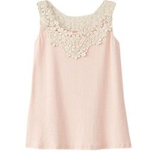 Maternity Cotton Tanks Soft Camisole Women's Everyday Undershirts Asian M(PINK)