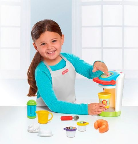 Fisher-Price - Coffee Maker Play Set