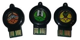 Cyber K'nex Keys  Lot 3 Cyber Swarm Bug  Knex Building Toys  - $14.99