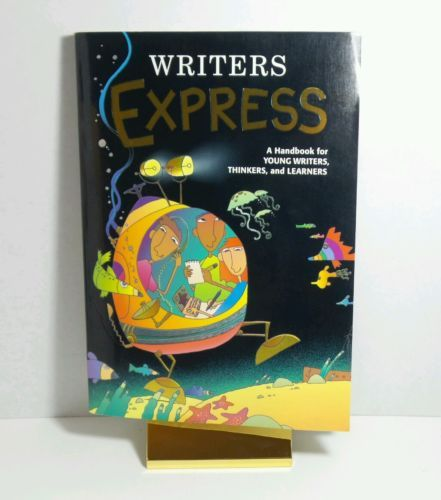 Writers Express Handbook for Young Writers Homeschool Resource Houghton Mifflin