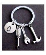 Tools Key Chain,Handyman KeychainDaddy's gift,Father keychain,Handyman's... - $10.00