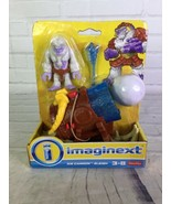 Fisher Price Imaginext Yeti Ice Cannon Sleigh Toy 2017 - $21.77