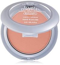 L'Oreal Paris True Match Super-Blendable Blush, Innocent Flush, 0.21 oz. - $8.80
