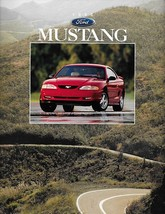1996 Ford MUSTANG sales brochure catalog 96 US GT - $8.00