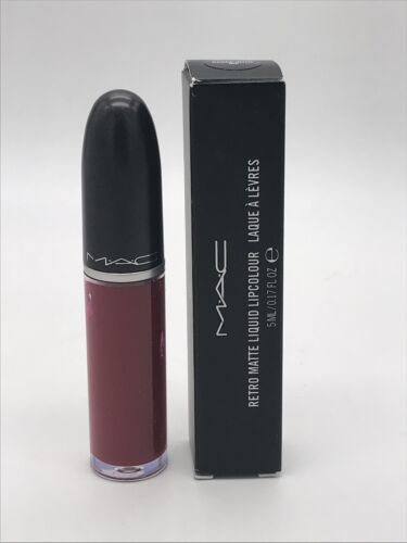 Primary image for Mac Retro Matte Liquid Lip Colour Dance With Me  5ml/0.17oz Authentic NIB