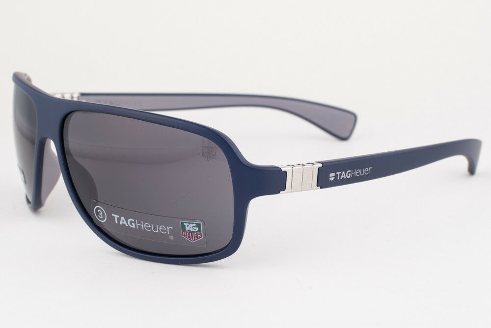 Primary image for Tag Heuer 9304 Legend Blue Gray / Gray Sunglasses 9304 104