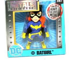 """New Jada Metals Die Cast Batgirl Classic Version M383 DC Comics Size 2.5"""" - $7.59"""