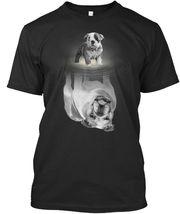 Cozy Bulldog Premium Tee T-Shirt Premium Tee T-Shirt - £17.56 GBP