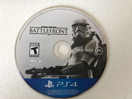 Star Wars Battlefront - PS4 - Cleaned & Tested - $6.31