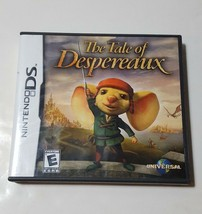 Tale of Despereaux - Nintendo DS NDS 2008 Video Game - $6.88