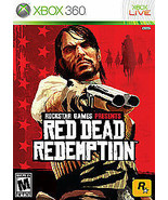 Red Dead Redemption (Microsoft Xbox 360, 2010) - $10.93