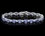 Tanzanite and diamond bracelet thumb155 crop
