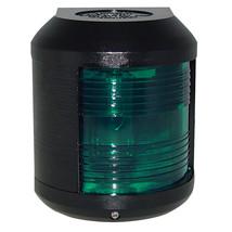 Aqua Signal Series 41 Starboard Side Mount Light - 25W- Black Housing [41200-7] - $89.22