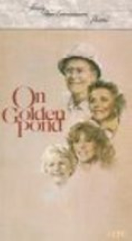 On Golden Pond Vhs