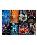 BLACK DAGGER BROTHERHOOD Paranormal Series by J.R. Ward Set of Books 9-16 - $55.99