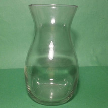 "Glass Vase for Flower or Home Decor 9"" tall - $29.05"