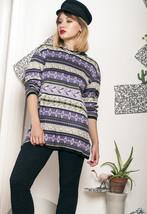 Knit jumper - 90s vintage sweater - $40.20