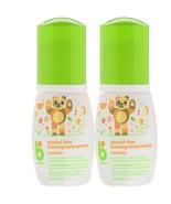 BabyGanics Alcohol-Free Foaming Hand Cleanser Mandarin 1.69 fl oz Travel... - $7.92