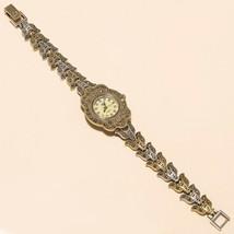 Thailand Marcasite Wrist Watch 925 Sterling Silver Fine Jewelry Valentin... - $50.24