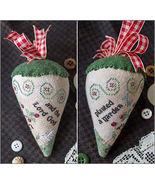 Eden Berry Linen Berry Collection cross stitch chart Erica Michaels - $9.00
