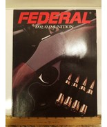 1992 FEDERAL AMMUNITION RELOADING GUIDE MANUAL CATALOG Cartridge Company - $9.99