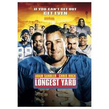 The Longest Yard (DVD, 2005, Widescreen Version) - $3.63