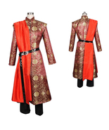 Game of Thrones King Joffery Cosplay Costume Halloween Party Jumpsuit - $112.25