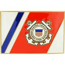 United States American USCG LOGO Military Belt Buckle - $18.80