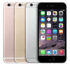 Apple iPhone 6s - 16GB 4G LTE   FACTORY GSM UNLOCKED Smartphone