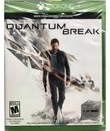 Quantum Break - Microsoft Xbox One, 2016 - $19.75