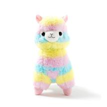 35cm Rainbow Alpacasso Kawaii Alpaca Llama Arpakasso Soft Plush Toy Doll... - $16.04
