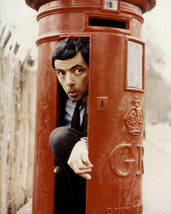 Mr. Bean Rowan Atkinson Comedy Classic Royal Mail Box 16x20 Canvas Giclee - $69.99