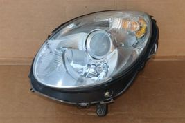 06-08 Mercedes R320 R350 R500 W251 Halogen Headlight Driver Left LH - POLISHED image 8
