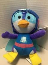 """Disney Junior Muppet Babies Captain Ice Cube Summer Penguin Plush 7"""" - $7.99"""