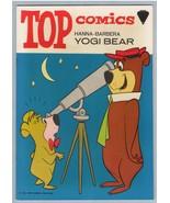 Top Comics 1 (Yogi Bear) 1967 NM- (9.2) - $24.06