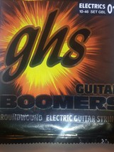 Ghs Electric Guitar Strings Round Wound 001 - $5.85