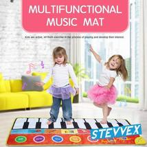 Children Musical Toys Crawling Piano Carpet Educational Toy Kids Baby To... - $78.00