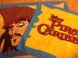 Disney Pirates of the Caribbean Pillow Cases Lo... - $17.81