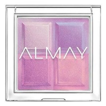 2 Lot Almay Shadow Squad Eyeshadow Quad, 250 Surreal, 0.09 Oz. - $12.86