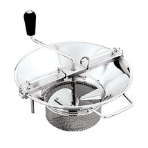 World Cuisine Paderno - Food Mill, Stainless Steel, #5, With 3 Mm S - $593.99