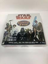 Family Feud Star Wars Trivia Game NEW - $12.86