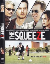 The Squeeze Starring Jeremy Sumpter, Christopher McDonald, Jillian Murra... - $5.49