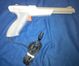 Nintendo NES Grey Light Zapper Gun - $14.84