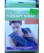 Restore Dual Temperature Therapy Wrap - BRAND NEW - HOT OR COLD THERAPY ... - $29.69