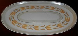 Red Wing TIP TOE PATTERN Extra Large OVAL PLATTER Made in Minnesota - $69.29