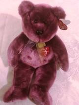 Ty Beanie BUDDY 2000 Signature BEAR BUDDIE NEW w Tag Free Shipping - $9.70