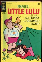 MARGE'S LITTLE LULU #197-SUMMER CAMP COVER VG/FN - $18.62